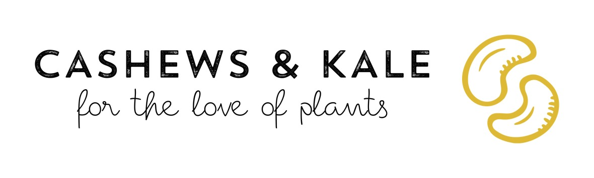 Cashews & Kale - For the love of plants